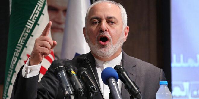 وزير الخارجية الايراني ظريف : الولايات المتحدة ادمنت فرض الحظر على الشعب الايراني وعلي المسؤولون انقاذ انفسهم من هذا الادمان