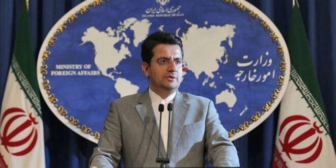 ايران تندد بقرار الادارة الامريكية فرض عقوبات على الدول التي تتعامل معها في مجال الطاقة الذرية والاتحاد الاوروبي ينتقد القرار بقوة