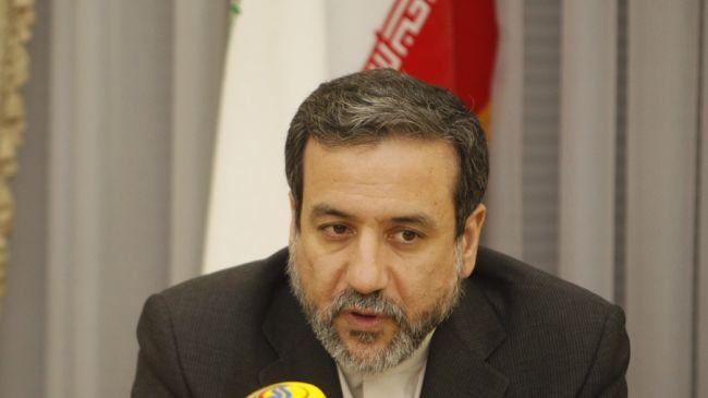 عباس عراقجي  : المفاوضات مع الدول الست كانت ايجابية واتفاق على حق ايران بالتخصيب