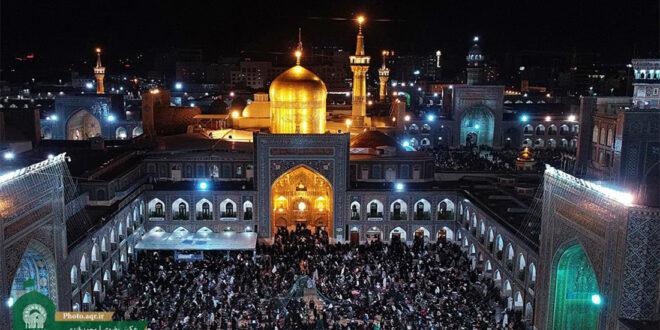 حزب الله : قرار الادارة الامريكية فرض العقوبات على العتبة الرضوية المقدسة تعبير عن مستوى الانحطاط الأخلاقي والفكري لدى الادارة الاميركية