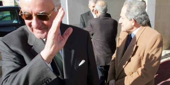 وفاة الدبلوماسي العراقي المخضرم عدنان الباجه جي