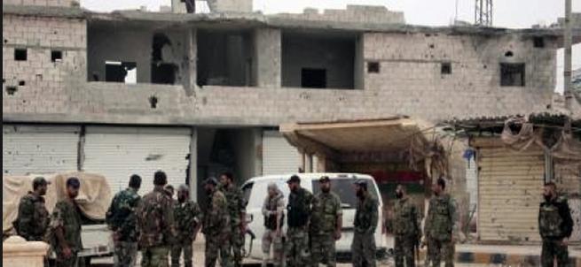 راديو اوستن يكشف :  كتائب حزب الله وعصائب اهل الحق يشاركون في تنفيذ عمليات عسكرية ضد داعش وحلفائهم وغيروا مسار العمليات العسكرية في الانبار وقتلوا اعدادا كثيرة من الارهابيين