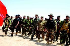 """كتلة """" الصادقون """" تتهم امريكا بدعم داعش وتعرض مشاركة عصائب اهل الحق بتحرير الموصل"""