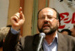 القيادي في حماس علي بركة : التنسيق ممتاز مع حزب الله والمعركة الحالية تمهد لمعركة التحرير والاحتلال الى زوال