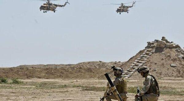انطلاق عملية واسعة لتفتيش وتطهير صحراء الأنبار الغربية من فلول داعش الارهابي