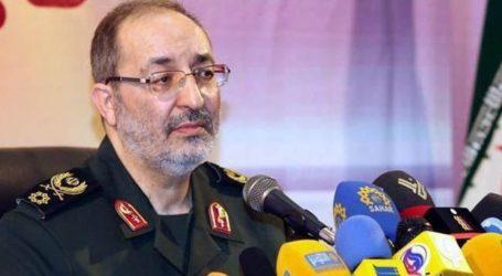 المتحدث باسم الجيش الايراني العميد مسعود جزائري : حان الوقت لنلقن امريكا درسا