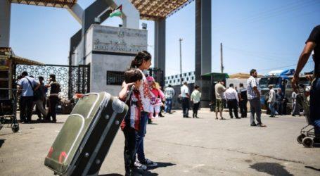 السلطات المصرية تفتح معبر رفح 3 ايام مع غزة بعد تسلم السلطة إدارته للحالات الانسانية