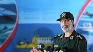 فدوي قائد البحرية لحرس الثورة