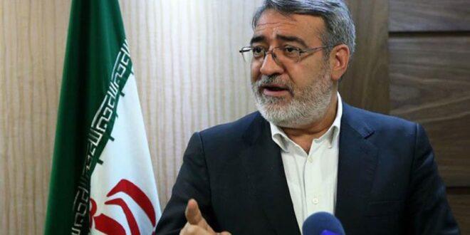 وزير الداخلية الايراني فضلي : نسبة المشاركة في الانتخابات التشريعية الحادية عشرة بلغت 42,57 بالمئة