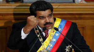 """الرئيس الفنزويلي : نائب الرئيس الامريكي """" بنس """" افعى سامة"""