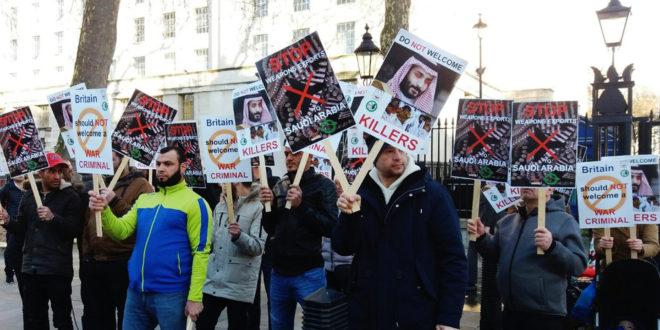 الواشنطن بوست: السعودية يقودها ولي العهد الطاغية الذي لايرحم وهو يقود فرق الموت