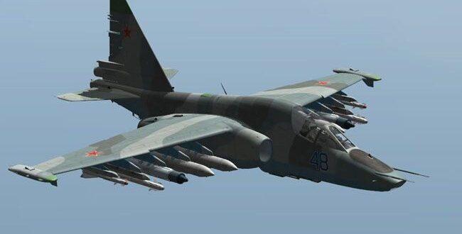 """روسيا تنقل قاذفات هجومية من طراز """"سو-25"""" من قرغيزستان إلى طاجيكستان لتنفيذ تدريبات بالقرب من حدود أفغانستان"""