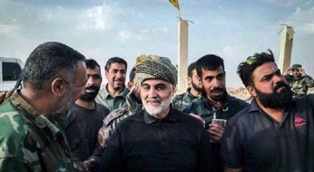 وسائل اعلام عراقية ولبنانية اكدت ان اللواء قاسم سليماني قاد عمليات تحرير البو كمال من داعش