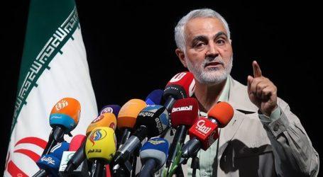 اللواء قاسم سليماني : السعودية متورطة في رعاية الجماعات الارهابية وشكلت منها تنظيمات عسكرية لاشعال حرب مذهبية في ايران