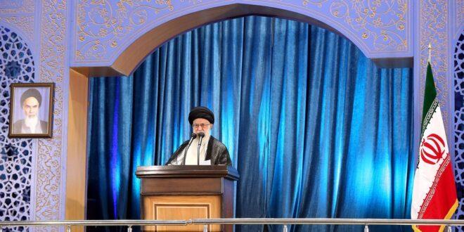 """قائد الثورة الاسلامية : الرد الصاروخي المقتدر للحرس الثوري على القاعدة الاميركية في """"عين الاسد"""" سحقت هيبة وغطرسة امريكا"""