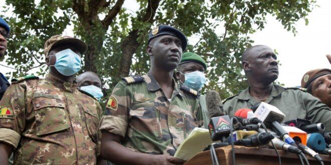 """الواشنطن بوست : قائد الانقلاب العسكري في """" مالي """" تلقى تدريبات على يد الجيش الامريكي"""