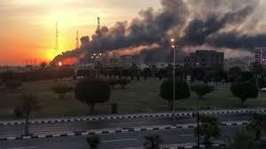 السعودية تلجأ الى مجلس الامن لتقديم شكوى ضد انصار الله الحوثيين بعد استهداف ارامكو في جدة وبعد عجز منظومات باتريوت للدفاع الجوي اعتراض الصاروخ