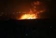 مصدر عسكري سوري : دفاعاتنا الجوية تصدت لهجوم نفذه جيش الاحتلال الاسرائيلي ضد اهداف في ساحل اللاذقية
