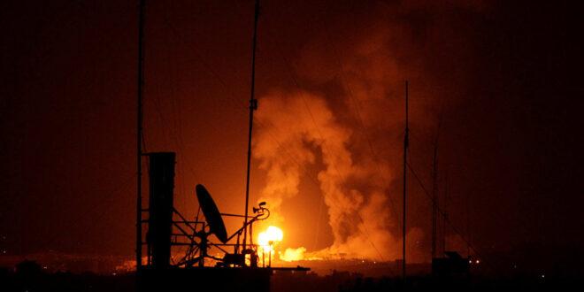 ارتفاع عدد الشهداء في القصف الاسرائيلي لقطاع غزة الي عشرة شهداء والمقاومة ترد ب 149 صاروخا
