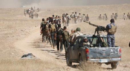 قوات الحشد الشعبي تحرر قريتين في شمال شرق البعاج وتقتل 20 ارهابياً