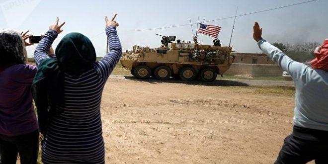 مصادر مطلعة تؤكد تنفيد القوات الامريكية عمليات نقل 50 داعشيا الى معسكرات تدريب تابعة لقسد جنوبي الحسكة