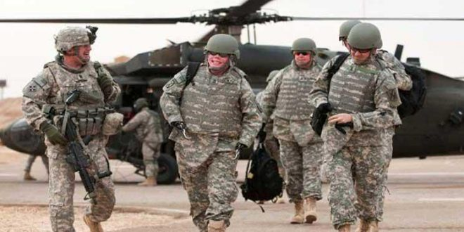 البنتاغون ينفي تقارير تحدثت عن ارسال 14 الف عسكري امريكي الى الشرق الاوسط لمواجهة ايران
