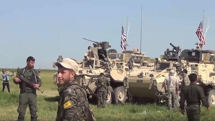 موسكو تحذر الولايات المتحدة من محاولات تقسيم سوريا واصفة ذلك باللعب بالنار