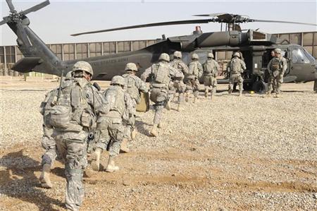 البيت الابيض يعلن تاييده لالغاء قانون اجاز للولايات المتحدة شن الحرب على العراق