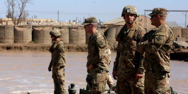 القوات الامريكية تعلن الانسحاب من قاعدة ابو غريب شمال العاصمة بغداد الثلاثاء