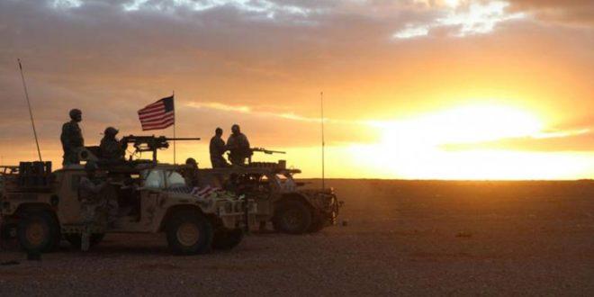 """الدفاع الروسية :  6 آلاف مسلح يتواجدون في صفوف المهاجرين في """" مخيم الركبان """" قرب """" التنف """" في ظل حماية القوات الامريكية"""