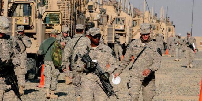""""""" تحالف الفتح """" يكشف عن اتفاق اولي بين حكومة الكاظمي والادارة الامريكية ببقاء القوات الاميركية في العراق لمدة 28 عاما"""