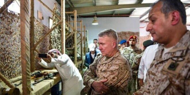 «البنتاغون» يقرر تعليق بشكل مؤقت كل عمليّات التدريب الجارية على الأراضي الأميركية لعسكريين سعوديين