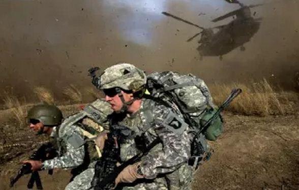 """ترامب يصف ارسال القوات الامريكية للشرق الاوسط بانه : """" أكبر خطأ في تاريخ اميركا"""