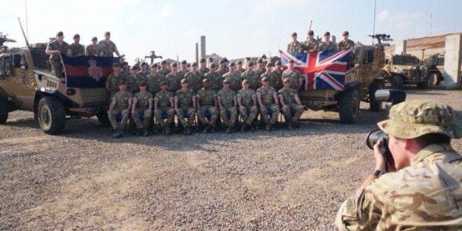 صحيفة بريطانية تكشف : الحكومة البريطانية متورطة بنشر قواتها سرا بالسعودية دون ابلاغ مجلس العموم البريطاني بحجة التصدي للطائرات المسيرة للحوثيين