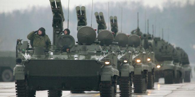 مناورات كبرى للقوات الروسية غرب البلاد بمشاركة 30 ألف عسكري