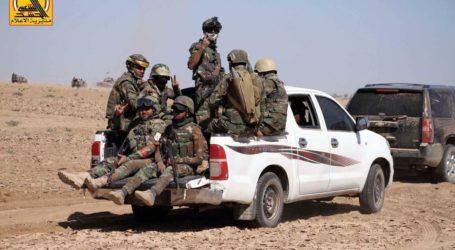 الحشد الشعبي والجيش يطلقون سراح اسرى البيشمركة بوساطة الاتحاد الوطني الكردستاني