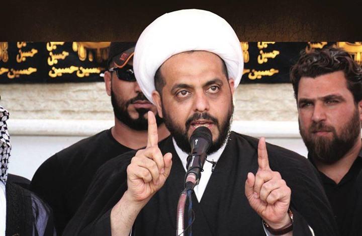 امين عام عصائب اهل الحق : استهداف مخازن اسلحة الحشد الشعبي ينبئ بوجود مخطط كبير يستهدف العراق
