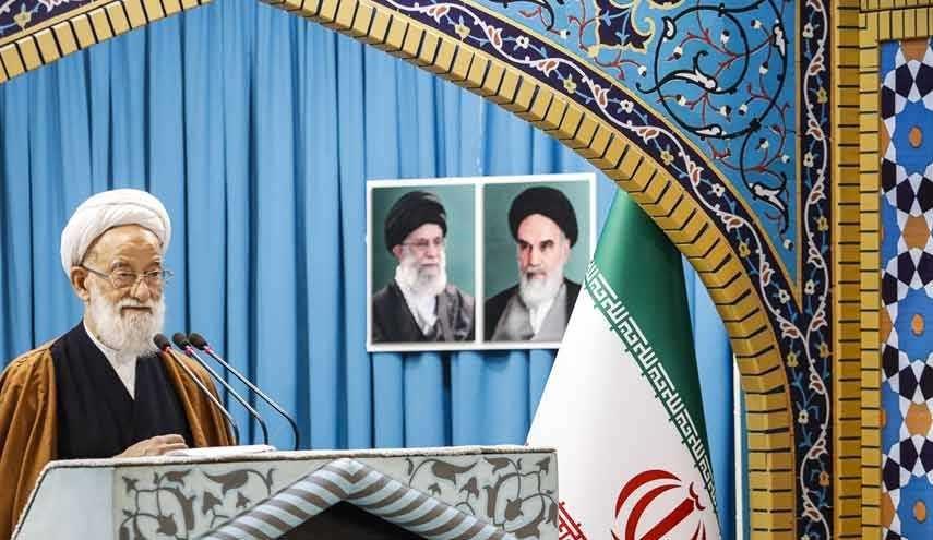 خطيب صلاة الجمعة : امريكا جندت كل مالديها ضد ايران بعدما هزمتها في سوريا والعراق
