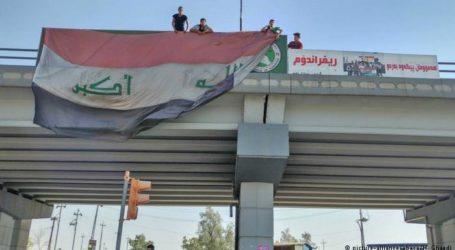 من تداعيات هزيمة البرزاني في كركوك .. مفوضية الانتخابات تعلن تعليق اجراءات الانتخابات الرئاسية في كردستان