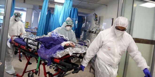 عدد الإصابات بفيروس كورونا المستجد يتجاوز  مليون ومائتي الف إصابة عالميا