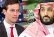 ولي العهد السعودي بن سلمان يكشف انه التقى صهر ترامب كوشنر قبل اتخاد قرار القدس المحتلة عاصمة لاسرائيل