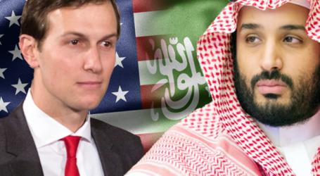 نائب ديمقراطي يكشف عن فضيحة مالية مشبوهة لجاريد كوشنر صهر ترامب كانت وراء منح الضوء الاخضر للسعودية لحصار قطر