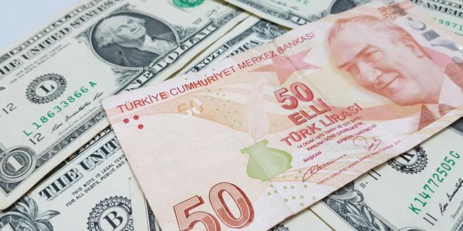 تراجع كبير في قيمة الليرة التركية لتصل الى مستويات قياسية مقابل الدولار