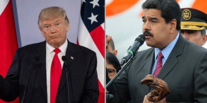 فنزويلا تتهم السلطات الامريكية بمساندة المعارضة والسيطرة على مقار بعثاتها الدبلوماسية في الولايات المتحدة