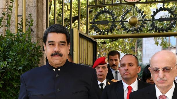 مادورو : قرار البيت الابيض الاعتراف بالقدس عاصمة لاسرائيل يهدد الاستقرار في الشرق الاوسط