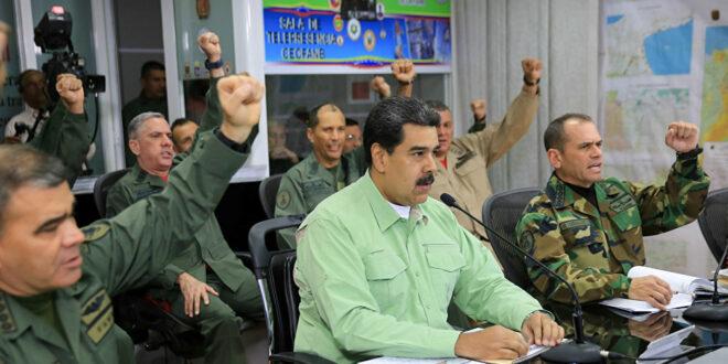 """كراكاس تتهم الحكومة الكندية بالانضمام الى """" المغامرة العسكرية الامريكية """" ضد فنزويلا"""