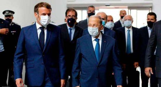 مسؤول في الاليزية : ماكرون ابلغ ترامب ان سياسة العقوبات الاميركية ضد لبنان كانت نتيجتها لصالح حزب الله