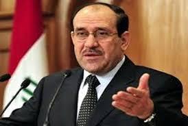 """المالكي يصف السعودية بانها تعيش """" وهم اسقاط سوريا والعراق والتمدد في ايران"""