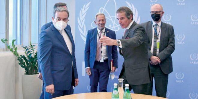 الرئيس بايدن في اول تعليق على مباحثات فيينا : اعتقد ان ايران جادة بخصوص المباجثات غير المباشرة بينها وبين واشنطن