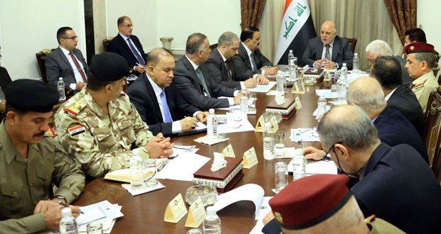 المجلس الوزاري للامن الوطني يصادق على مذكرة التنسيق والتفاهم الاستخباراتي مع ايران
